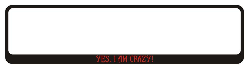 LATSIGN-Auto-numura-turetajs-paliktnis-uzlime-Halloween-Yes_I_AM_Crazy