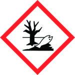 LATSIGN uzlīme ADR kravas pārvadāšanai - Bistams videi