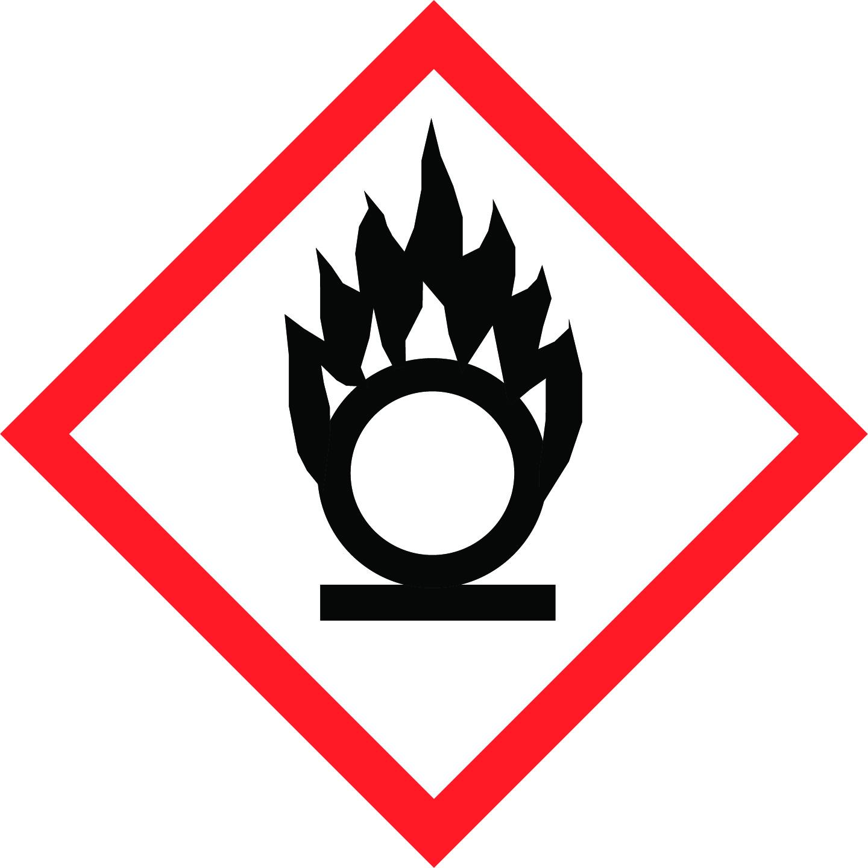 LATSIGN uzlīme ADR kravas pārvadāšanai - Oksidējošas gāzes
