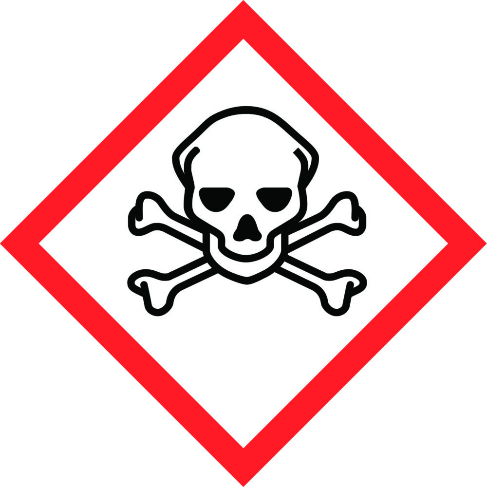 LATSIGN uzlīme ADR kravas pārvadāšanai - Toksiskas vielas